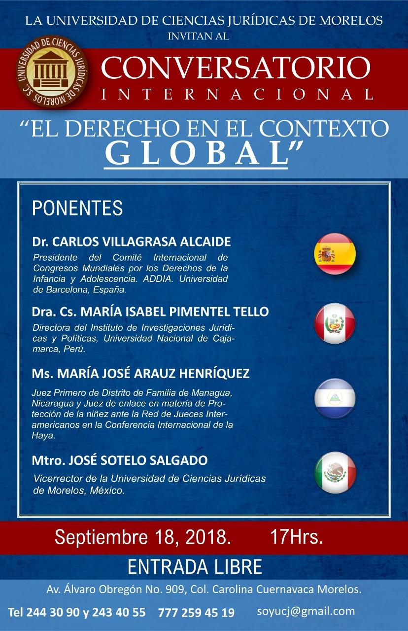 conversatorio internacional