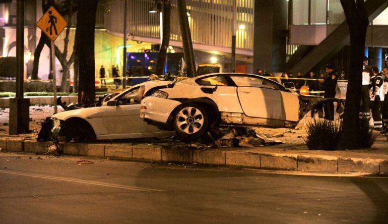 Conductor de BMW paga 1.7 millones por la muerte de 4 personas.