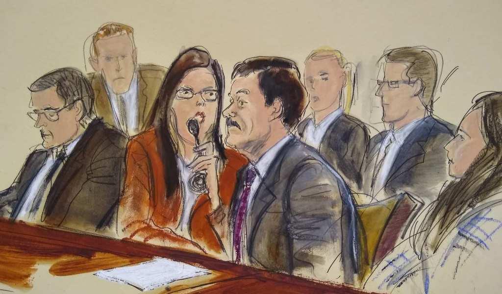 «El Chapo» apela sentencia en Estados Unidos.