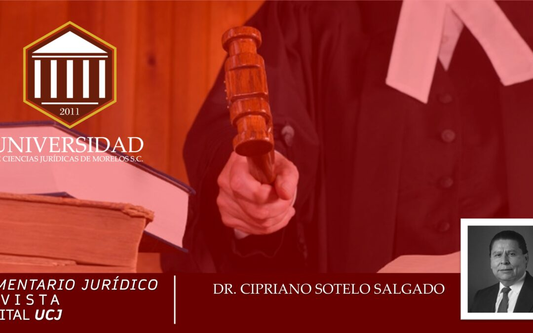 REPROBADA LA OPERATIVIDAD DE LA JUSTICIA ORAL EN MORELOS.